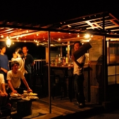 \ Benjamin's Bar @ Rooftop Terrace /