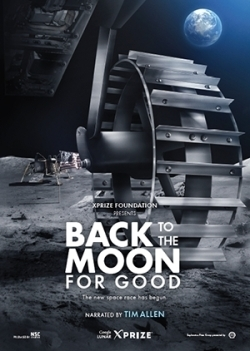 プラネタリウム Back to the Moon for Good