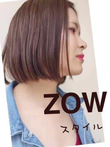 ZOWスタイル☆
