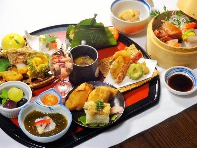 【瀬戸内市】創作おもてなし料理 美膳(びぜん)