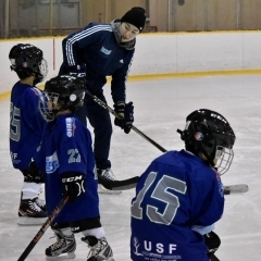 【First time IceHockey School開催2/14】