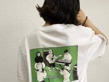 某デザイナーとのコラボtシャツ販売開始♬