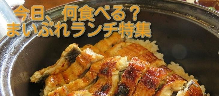 今日、何食べる? まいぷれランチ特集