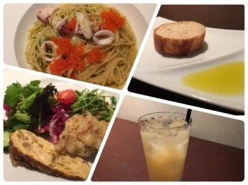 ■Pasta Lunch ¥1,000★
