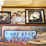 Cafe & Gallery Baby Leaf (カフェ&ギャラリー ベビーリーフ)/岐大の近く、岐阜市折立にNEW OPENした雑貨カフェ♪