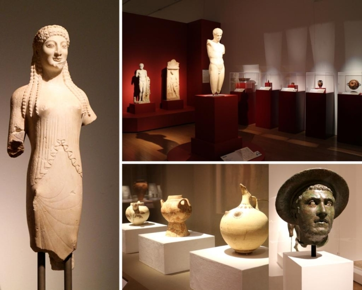 (C)The Hellenic Ministry of Culture and Sports - Archaeological Receipts Fund