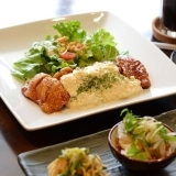 Ries Cafe (リーズカフェ) 「やわらかチキン南蛮♪日替わりランチ」