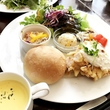 『Cafe Cotogotoカフェコトゴト』可愛いカフェでランチ【昭和町西条】