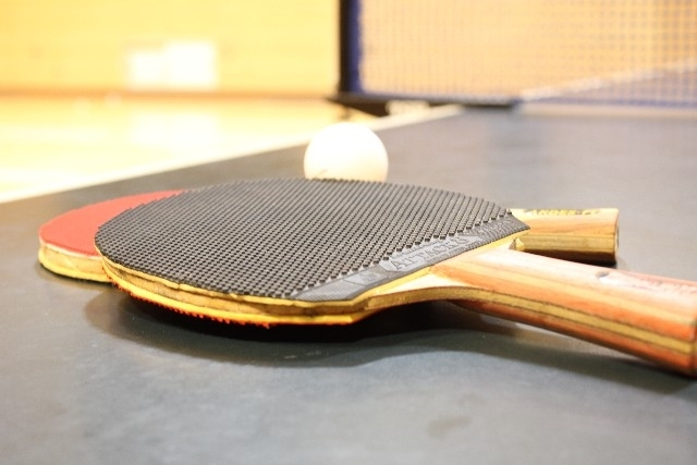 運動しなきゃ!でも何をしたら…?そんな方におススメのスポーツ『卓球』です!