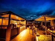 京都東急ホテル roof top bar 2020