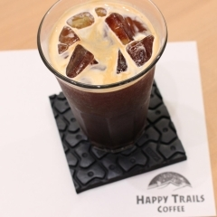 HAPPY TRAILS COFFEEの「アメリカーノ」