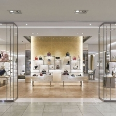 『DIOR PRESENTS ITS NEW BOUTIQUE IN OSAKA TAKASHIMAYA』【心斎橋】2018年12月5日グランドオープン!