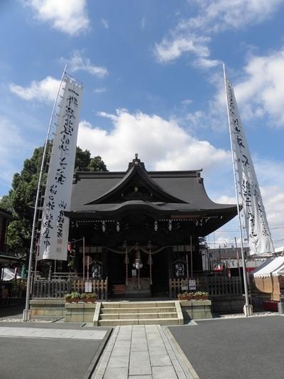 溝口神社(みぞのくちじんじゃ)