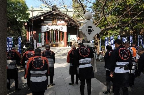 稲毛神社(いなげじんじゃ)