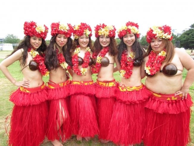 タヒチアンダンス教室 Raiatea