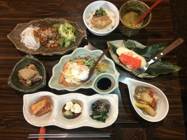 【岡山市東区】日韓食堂菜's