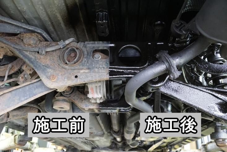 車のアンダーコートの必要性は ライドオン カーサービス