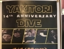 YAKITORI DIVE 14th ANNIVERSARY