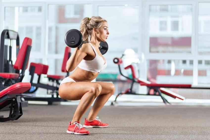 腰痛、膝痛の予防 そして足痩せには脚トレ【女性専用】24時間