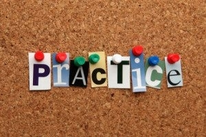 Practice makes perfect!「Teacher'sコーナー13号  Pointers and advice for learning English!【蘇我駅近くの英会話教室】043-209-2310」