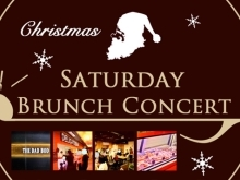 SATURDAY BRUNCH CHRISTMAS CONCERT #004