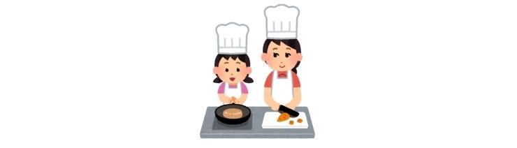 せっかく外出自粛なので家で料理をしよう!キッチンは勉強の宝庫!子供たちの頭の訓練には持ってこいです。