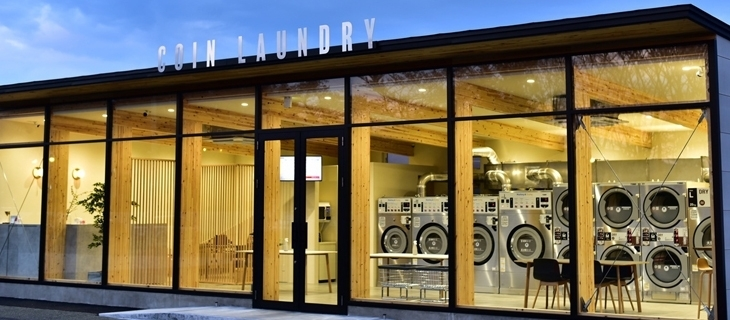 C. The Launderette