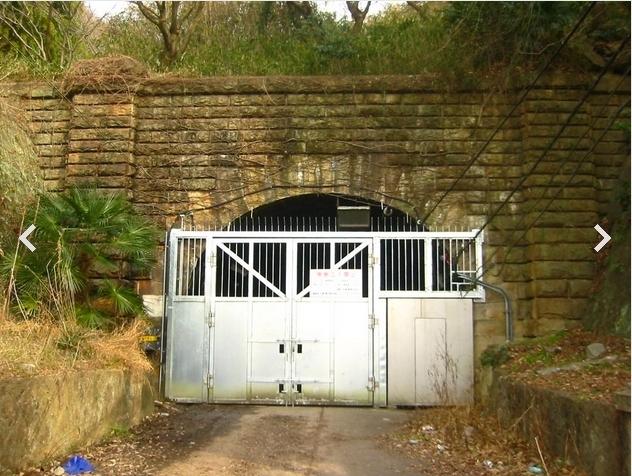 心霊スポット トンネル