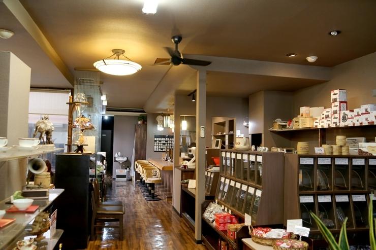 自家焙煎珈琲店 らんぶる/落ち着いた雰囲気の喫茶店!