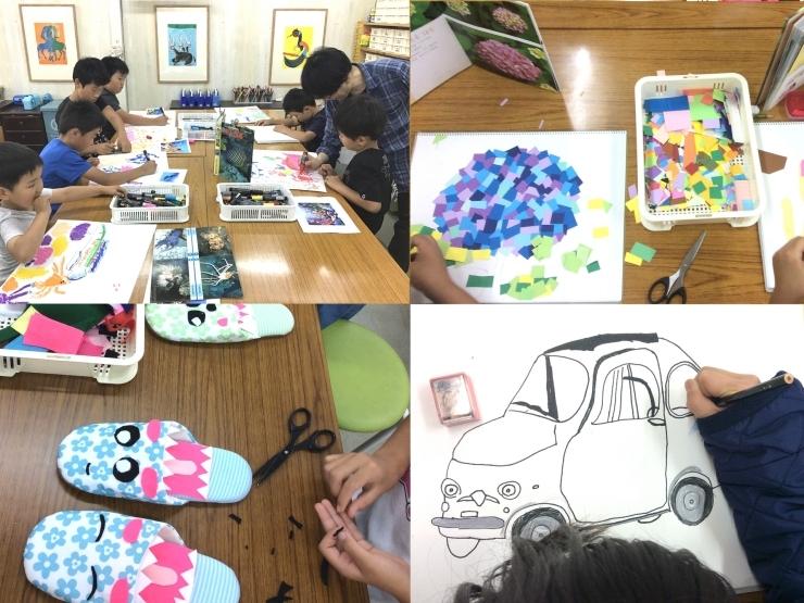 絵画造形教室 アトリエパセリ