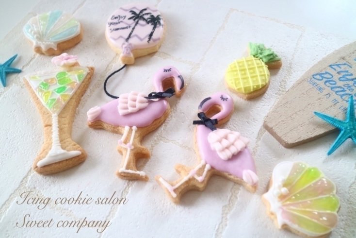 アイシングクッキー&デコカップケーキサロン Sweet company