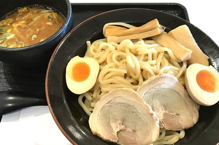 つけ麺豚丼 徳