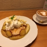 cafe Monでランチ