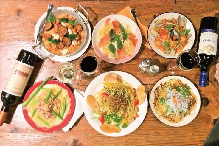 Vino e Cucina PAZOO del 1989 (ヴィーノ エ クッチーナ パズー デル イチキューハチキュー)