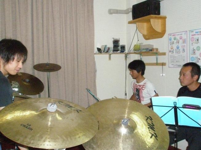 ヤマハ 音楽 教室 ドラム