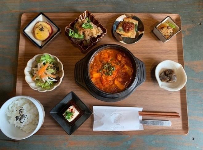 韓国美食ダイニング韓韓亭