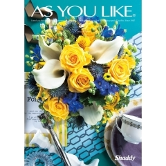 AS YOU LIKE 洋風表紙 3,300円コース