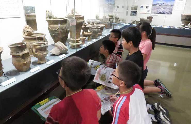 山梨県立考古学博物館