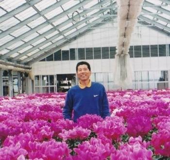 須貝花園代表 須貝稔(すかい みのる)氏