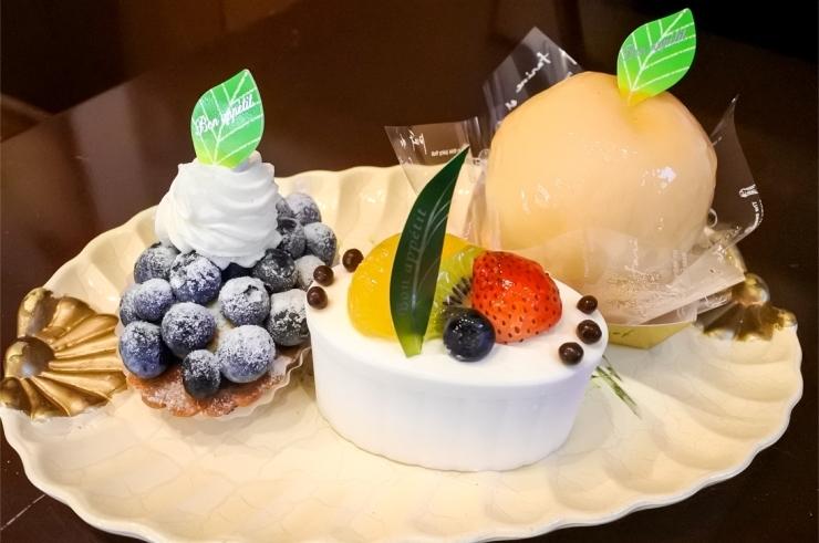 モンハイム洋菓子店