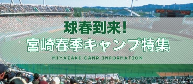 2021年宮崎春季キャンプ日程 | 宮崎春季スポーツキャンプガイド ...