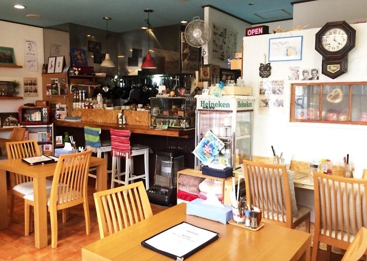 この辺 の 喫茶店