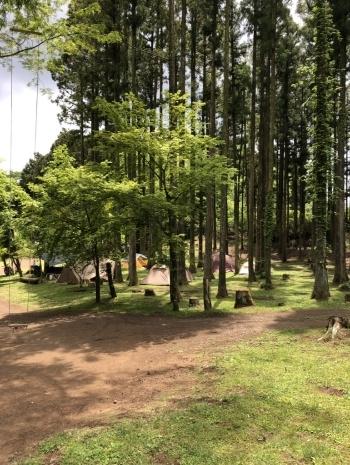 「長田山荘キャンプ場」の画像検索結果