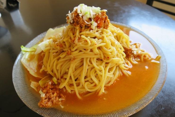 コクのあるピリ辛スープが特徴 カンチの裏メニュー【冷やし担々麺】 -中国料理カンチ