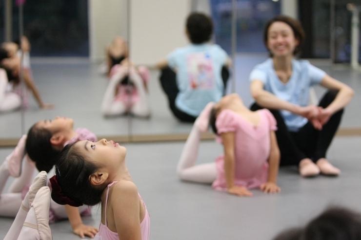 西田佑子バレエスクール