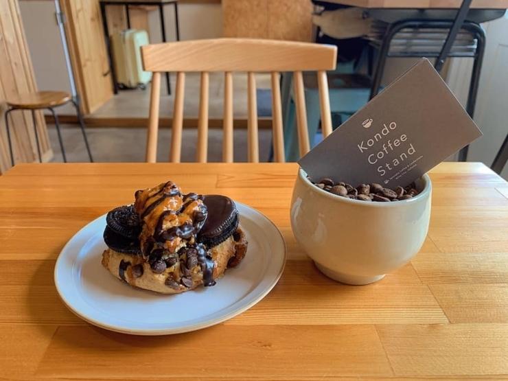 KONDO COFFEE STAND(コンドウコーヒースタンド)