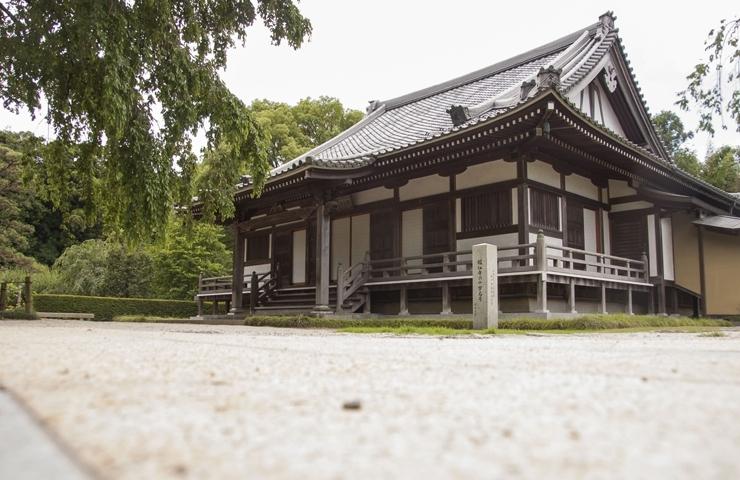 法喜山報仏寺   水戸の観光・名所・名物を巡ってみよう  まいぷれ[水戸市]
