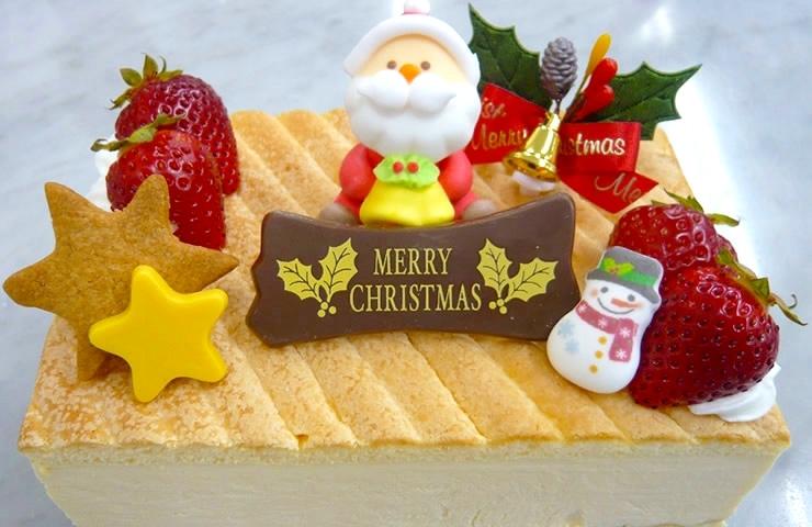 ケーキ工房 CLOVER(クローバー)/レアチーズ 3,500円