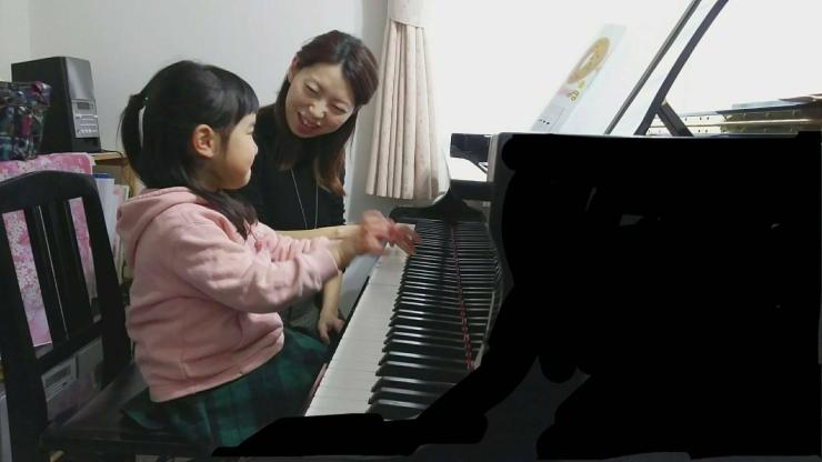 『ピアノ』おおつぼピアノ教室