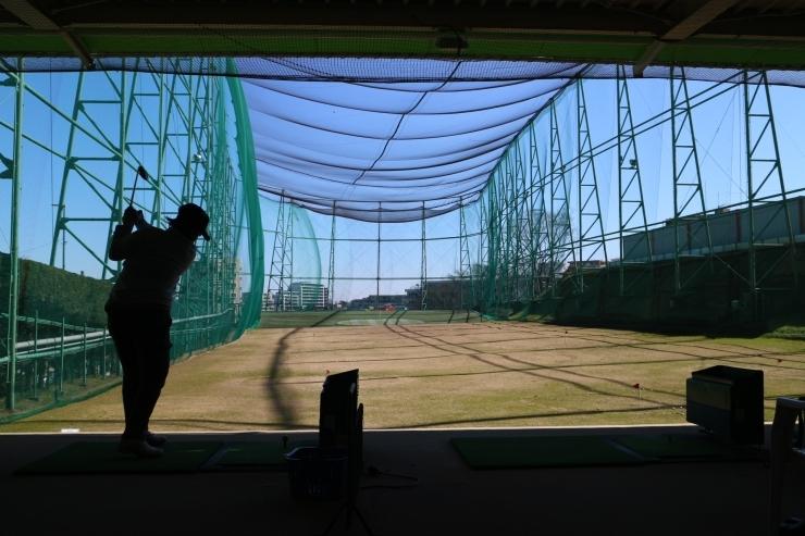 和光ゴルフ練習場